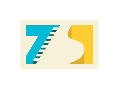 75 Logo illustration identity branding numbers music record label logo piano