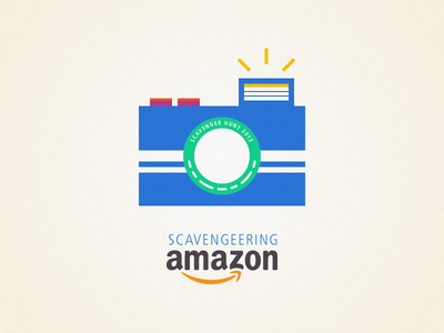 Scavegneering amazon camera scavegner hunt minimal