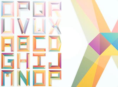Chisel Typography typography identity