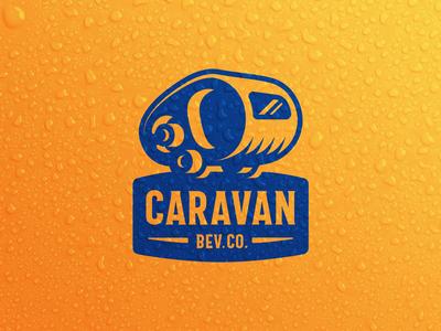 Caravan Bev. Co. Logo