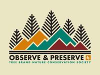 Observe & Preserve Nature - Version 2