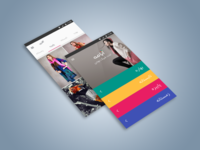 Design for android app