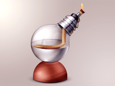 Bulby Candle