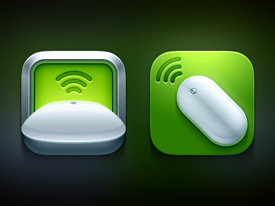 Rejected ios icons