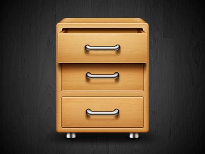 Drawer handle options wood drawer