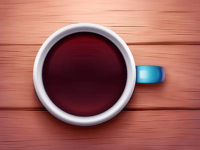 Coffee Cup wood cup coffee