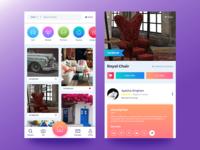 5miles Shop App Redesign