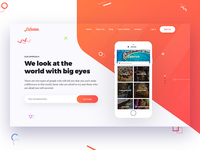 App Landing Page UI Kit