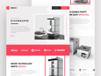 #Exploration | Product Landing Page