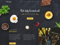 Food home page copy