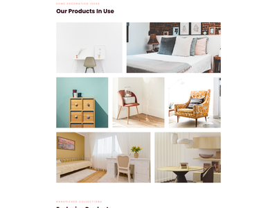 Furniture - Joomla Layout Bundle website futuristic home page design lamp layoutdesign joomla product landing page architecture interior design interior furniture