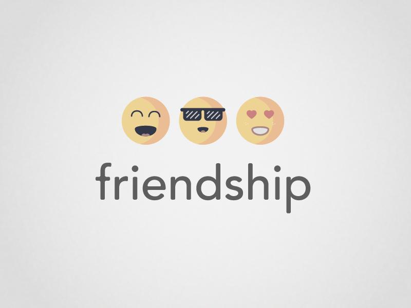 Friendship Graphic | Journey Franklin sermon series church graphic church nashville teaching iconography graphic design friends smile emoji friendship