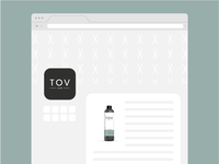 Brand & Bottle Design | TOV