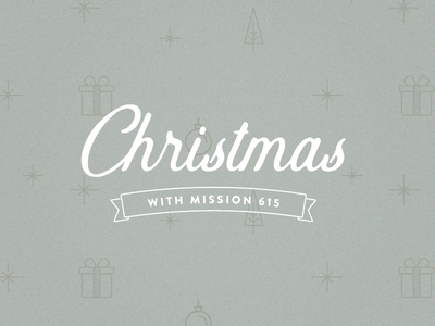 Christmas With Mission 615 | Journey Church