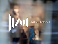 Matheny Goldmon | Brand Design