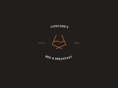 Branding   Concord's Bed & Breakfast