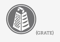 Grate Logo