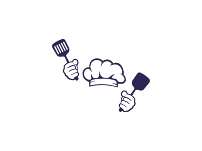 Chef tools illustration illustration illustrator illustration art