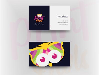 E-commerce Brand Design creative printing vector design business cards branding brand identity illustration logos business card print design print