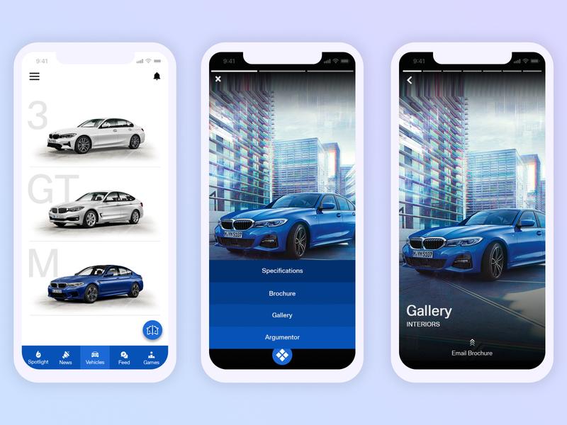 Car Selling App ui design app mobile product design