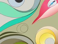Parrot (Pattern Design)
