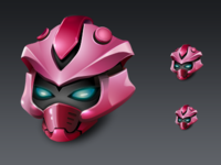 Female Transformer Icon