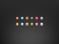 communication icons for new blog