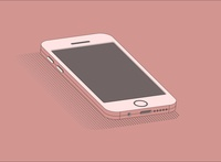 телефон изометрия