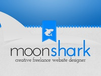 New Logo for my website, sat on the header of my new website