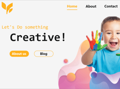 Creative web UI