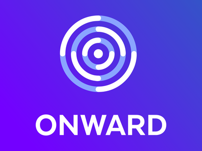 Driverless Car Logo - Onward