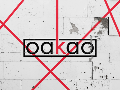 Fashion Brand Wordmark - Oakao