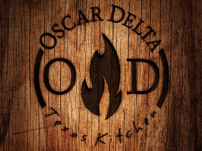 OD Cattle Brand texas wood texture wood grain grain fire brand cattle brand burned