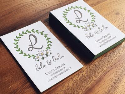 Lela & Leola Cards