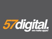57digital previous logo