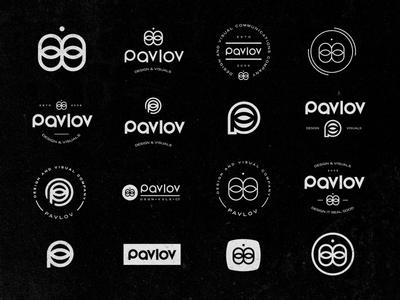 Pavlov Logo Rebrand