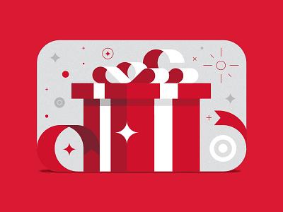 Target Gift Card Box & Ribbons