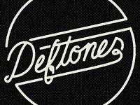Deftones Circle Emblem