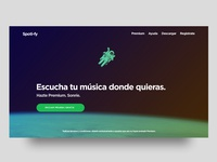 Landing page exercise