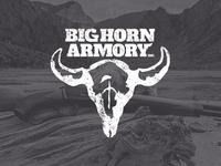 Big Horn Armory Branding