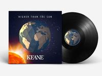 Keane Higher Than the Sun EP