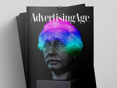 Ad Age Cover design