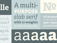 Typographic layout