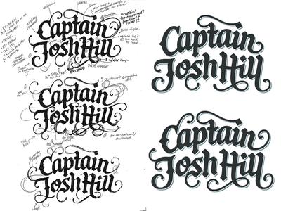 Captain Josh Hill
