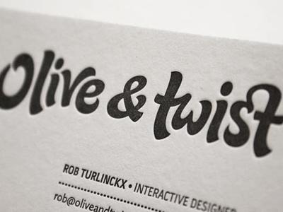 Final logo typography type custom type lettering script hand drawn brush script business card letterpress logo layout design print stationery wordmark