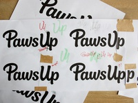 Paws Up - revised