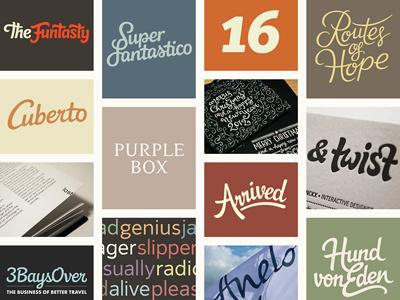 New Portfolio portfolio redesign website web design layout grid showcase typography lettering personal minimalism design process article design process