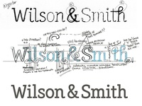 Custom slab serif logotype wip hand lettering sketch work in progress custom typography slab serif logo wordmark branding lettering logotype