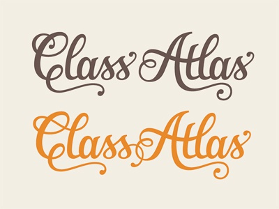 Script final logo logotype typography type lettering custom type hand drawn script elegant cursive wordmark