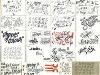 Sketchbooks sept 23